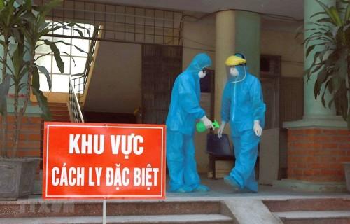 Thêm 2 bệnh nhân nhập cảnh, Việt Nam còn 75 trường hợp dương tính với SARS-CoV-2 - ảnh 1