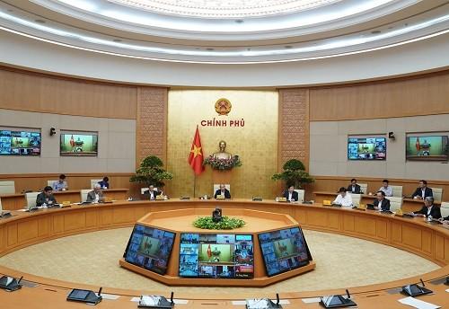 Thủ tướng Nguyễn Xuân Phúc: Không chủ quan, thực hiện nghiêm các biện pháp phòng, chống dịch Covid-19 - ảnh 2