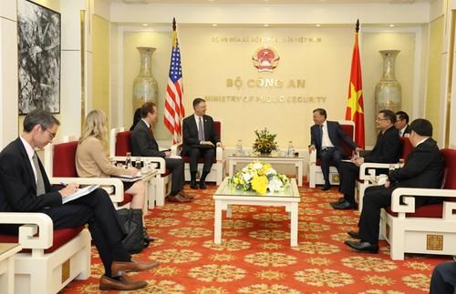 Đưa quan hệ hợp tác Hoa Kỳ - Việt Nam tiếp tục đi vào chiều sâu - ảnh 2
