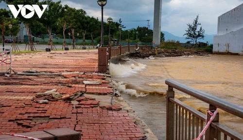 Cập nhật thiệt hại do bão Molave gây ra - ảnh 2