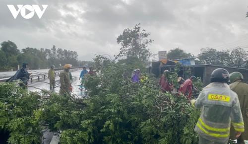 Cập nhật thiệt hại do bão Molave gây ra - ảnh 1