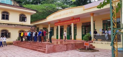 Huyện nghèo Mường Nhé nỗ lực bảo đảm an sinh xã hội - ảnh 2