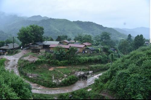Huyện nghèo Mường Nhé nỗ lực bảo đảm an sinh xã hội - ảnh 1