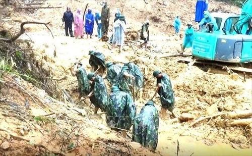 Lãnh đạo Triều Tiên gửi điện thăm hỏi lãnh đạo Việt Nam về tình hình thiệt hại lũ lụt ở miền Trung - ảnh 1