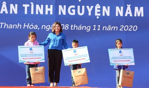 Chương trình tình nguyện mùa Đông 2020 và Xuân tình nguyện 2021 - ảnh 2
