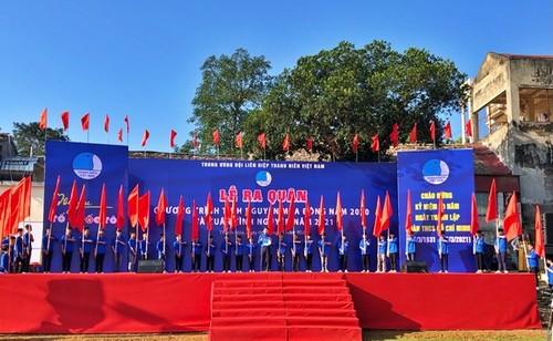 Chương trình tình nguyện mùa Đông 2020 và Xuân tình nguyện 2021 - ảnh 1