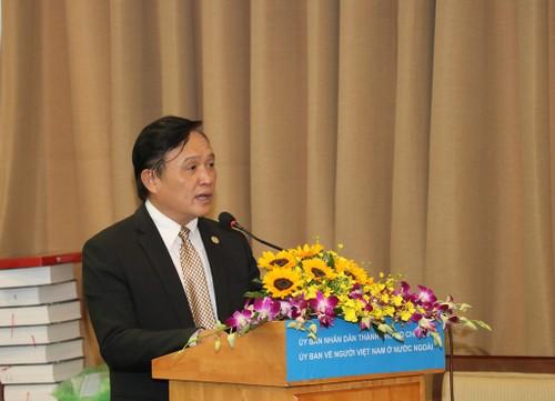 Ủy ban về Người Việt Nam ở nước ngoài Thành phố Hồ Chí Minh thực hiện tốt vai trò cầu nối giữa kiều bào với trong nước - ảnh 1