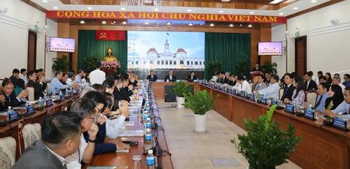 Ủy ban về Người Việt Nam ở nước ngoài Thành phố Hồ Chí Minh thực hiện tốt vai trò cầu nối giữa kiều bào với trong nước - ảnh 4