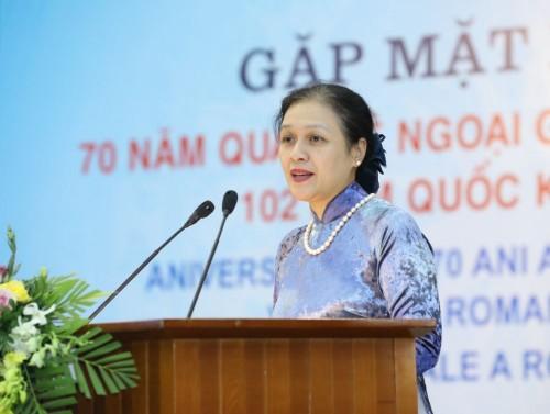 Quan hệ ngoại giao Việt Nam - Romania: mối quan hệ hợp tác, hữu nghị và phát triển - ảnh 1