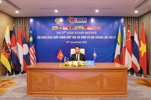 Vì một cộng đồng an sinh xã hội ASEAN đồng thuận và phát triển - ảnh 1