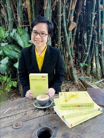 Nữ tiến sĩ Việt ở Thái Lan có tấm lòng tri ân hướng về nguồn cội - ảnh 2