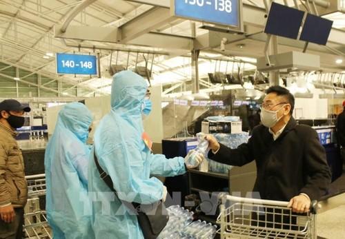 Đưa 280 công dân Việt Nam từ Đức về nước - ảnh 1