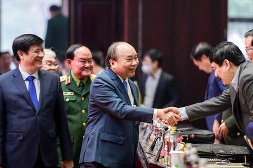 Vì một Việt Nam an toàn trước đại dịch COVID-19 - ảnh 1