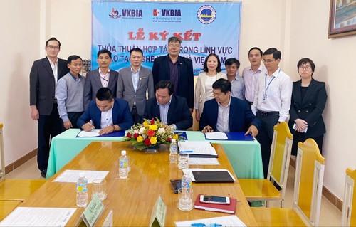 VKBIA ký kết hợp tác toàn diện với địa phương Yongsan (Hàn Quốc) - ảnh 2