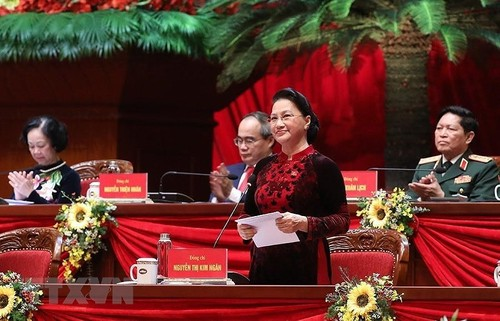 Điện mừng Đại hội Đảng Cộng sản Việt Nam lần thứ XIII - ảnh 1