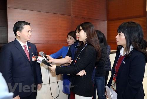 Đại hội Đảng Cộng sản Việt Nam lần thứ XIII xác định định hướng, quyết sách, tạo đột phá cho sự phát triển của đất nước - ảnh 1