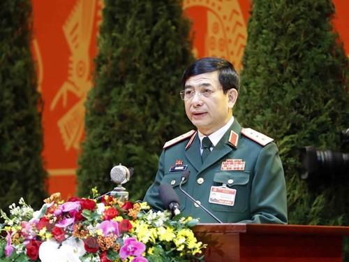 Bộ Quốc phòng làm việc với Bộ Tổng Tham mưu Quân đội nhân dân Việt Nam - ảnh 1