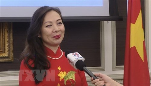 Học giả Canada gốc Việt đánh giá cao tư tưởng của Chủ tịch Hồ Chí Minh về chống phân biệt chủng tộc - ảnh 1