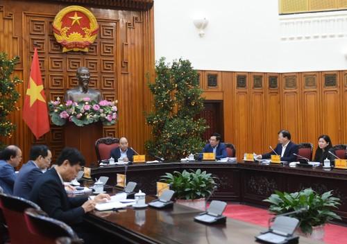 Thường trực Chính phủ cho ý kiến về xử lý nợ tại Ngân hàng Chính sách xã hội - ảnh 1
