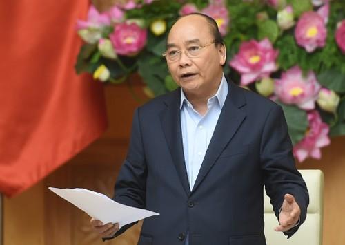 Thủ tướng chủ trì họp về các dự án còn tồn tại của ngành công thương - ảnh 1
