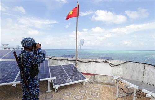 Hội Hữu nghị Bỉ - Việt ủng hộ lập trường của Việt Nam về chủ quyền hợp pháp tại Biển Đông - ảnh 1