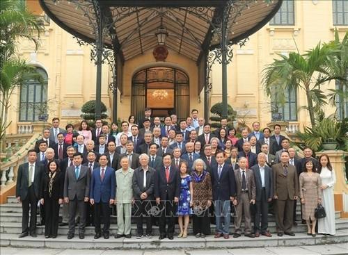 Công tác đảng ngoài nước: 60 năm - Một chặng đường vẻ vang - ảnh 2