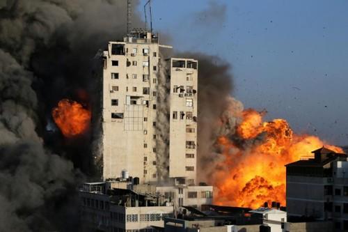 Lửa xung đột bùng phát ở dải Gaza - ảnh 2