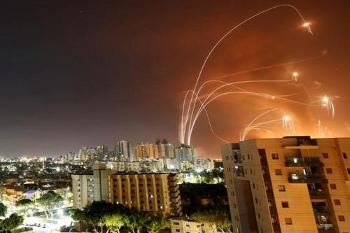Lửa xung đột bùng phát ở dải Gaza - ảnh 1