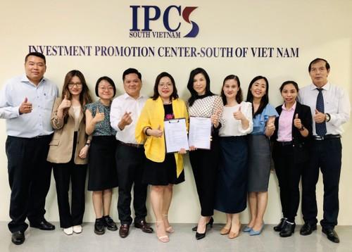Hiệp hội Đài - Việt ký kết thoả thuận hợp tác với Trung tâm xúc tiến đầu tư phía nam IPCS - ảnh 4