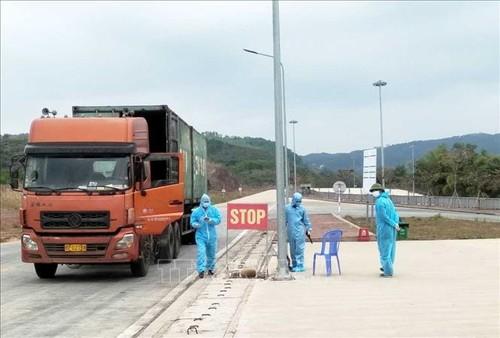 Móng Cái - Quảng Ninh đảm bảo xuất nhập khẩu hàng hóa an toàn - ảnh 1