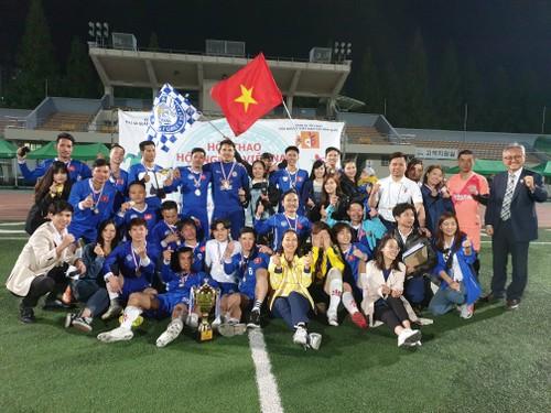 Người Việt Nam tại Hàn Quốc đoàn kết, tương trợ lẫn nhau và hòa nhập tốt với xã hội sở tại  - ảnh 2