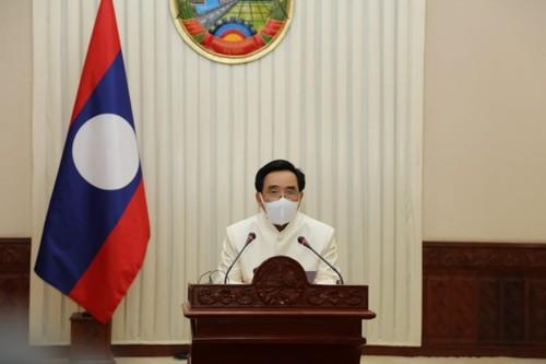 Thủ tướng Lào Phankham Viphavanh gửi thư thăm hỏi tình hình dịch COVID-19 tại Việt Nam - ảnh 1