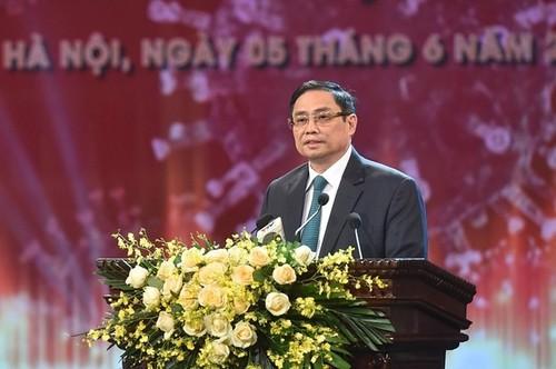 Việt Nam ngày càng chủ động và linh hoạt trong ứng phó dịch COVID - 19 - ảnh 1