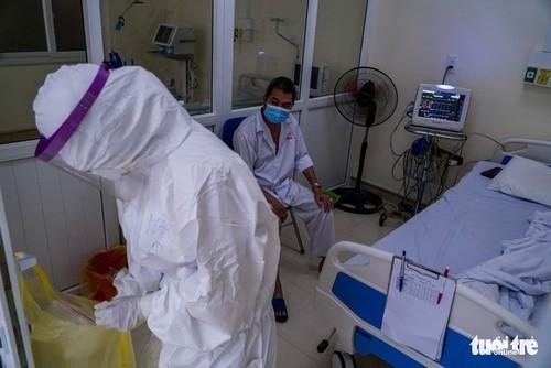 Ngày 16/06, Việt Nam ghi nhận tổng cộng 423 ca mắc COVID-19 - ảnh 1
