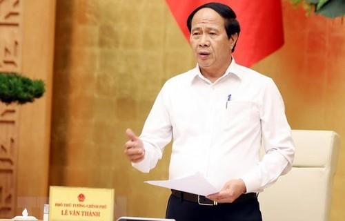 Phó Thủ tướng Lê Văn Thành là Trưởng Ban Chỉ đạo quốc gia về IUU - ảnh 1