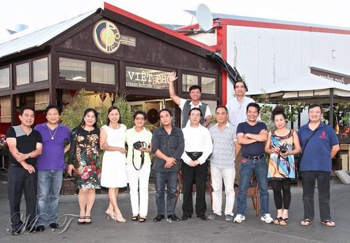 Chuyện về Báo chí cộng đồng người Việt ở Đức - ảnh 13