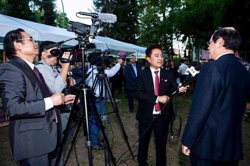 Chuyện về Báo chí cộng đồng người Việt ở Đức - ảnh 2
