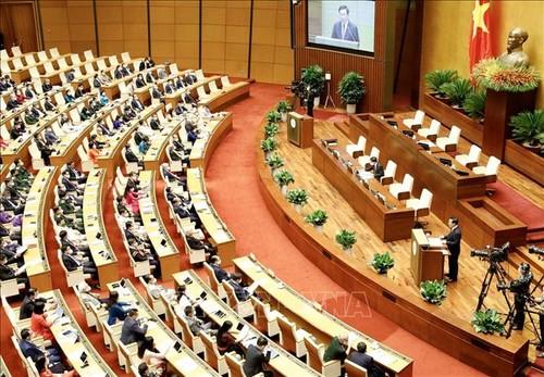 Cử tri mong muốn nhiệm kỳ Quốc hội nhiều đổi mới, mang lại lợi ích tốt nhất cho nhân dân - ảnh 1