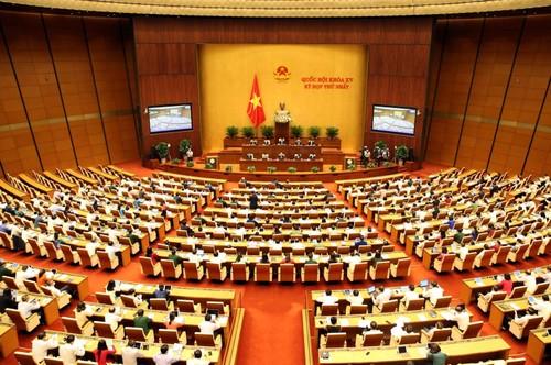 Quốc hội tập trung vào công tác nhân sự - ảnh 1