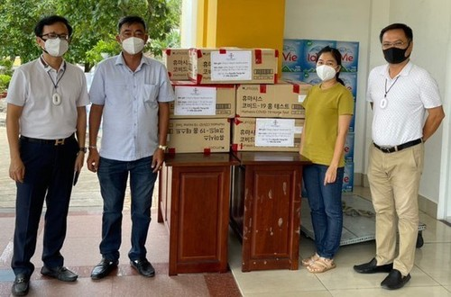 Người Việt Nam ở nước ngoài hỗ trợ phòng, chống dịch COVID-19 - ảnh 1