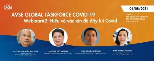Sẽ diễn ra hội thảo trực tuyến 'Hiểu về vaccine để đẩy lùi Covid' - ảnh 1