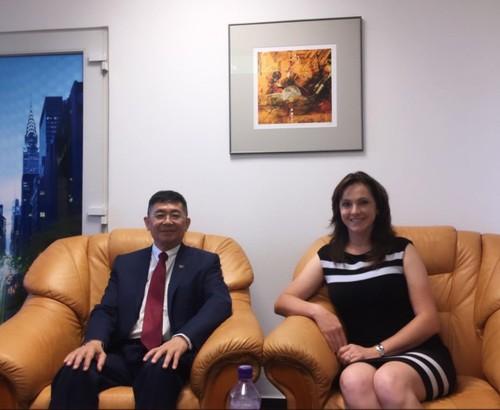 Việt Nam-Slovakia: Tìm kiếm cơ hội thúc đẩy thương mại đầu tư - ảnh 1