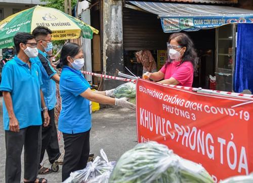 Thành phố Hồ Chí Minh gỡ phong tỏa 5 phường với hơn 250.000 dân - ảnh 1