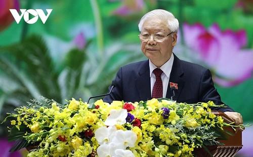 Bài viết của Tổng Bí thư Nguyễn Phú Trọng khẳng định tầm nhìn đúng đắn của Đảng Cộng sản Việt Nam - ảnh 1