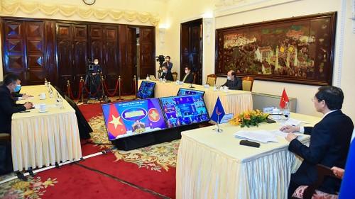 ASEAN là trọng tâm ưu tiên trong Chính sách hướng Nam mới của Hàn Quốc - ảnh 1