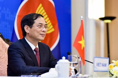 Khẳng định vai trò trung tâm của ASEAN trong thúc đẩy đối thoại, hợp tác và hòa bình, an ninh và phát triển ở khu vực - ảnh 1