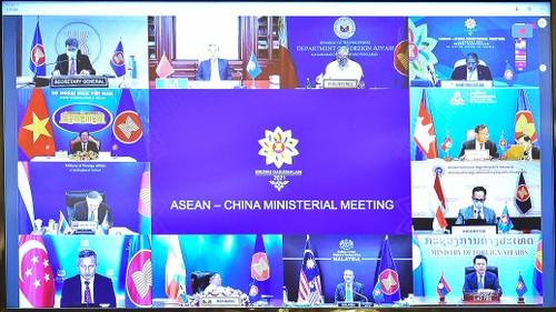 ASEAN-Trung Quốc khẳng định duy trì môi trường hoà bình, an ninh, ổn định - ảnh 2