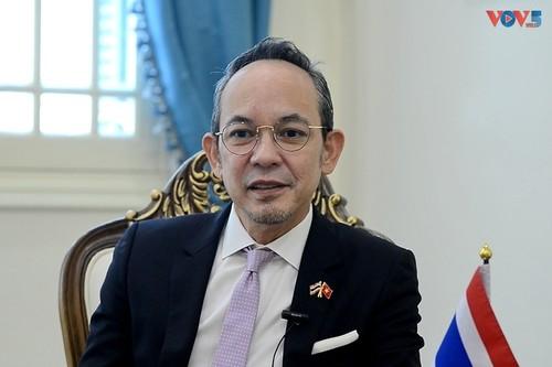 Quan hệ hai nước Việt Nam - Thái Lan ngày càng bền chặt và phát triển - ảnh 2
