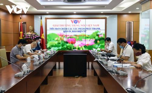 Trao giải Tiếng nói Việt Nam năm 2021 - ảnh 1