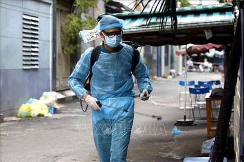 24 giờ qua, Việt Nam ghi nhận thêm 10.489 ca mắc COVID-19 trong nước - ảnh 1